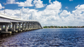Cape Coral Bridge – Desktop Wallpaper