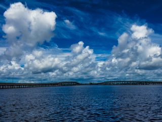 Free HD Wallpaper | Port Charlotte Causeway