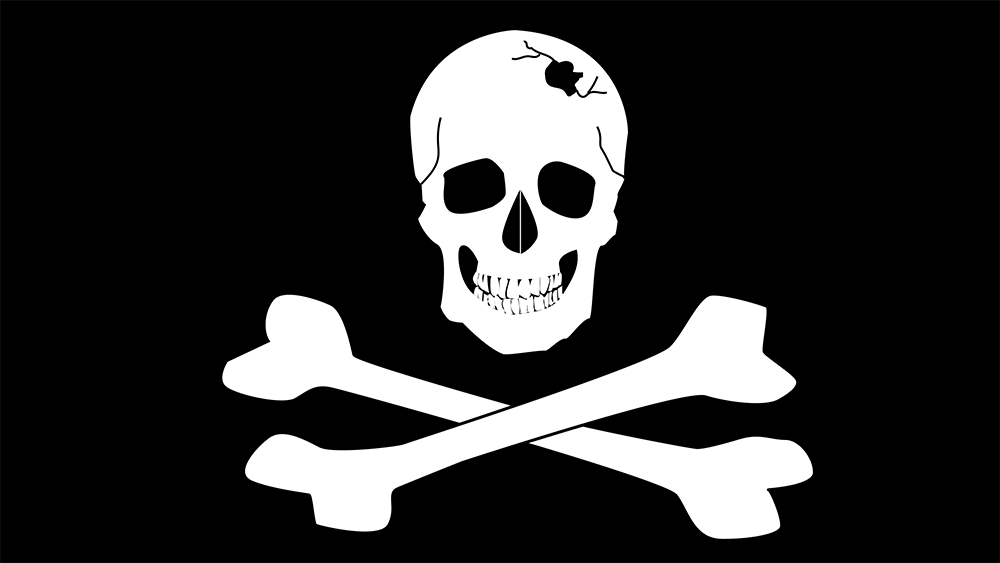 Vector Jolly Roger | Skull and Crossbones